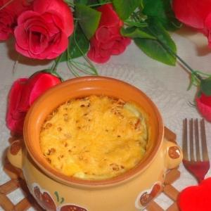 Брокколи - Кассероль с рисом и брокколи