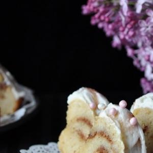 Масло сливочное - Кекс Синнабон