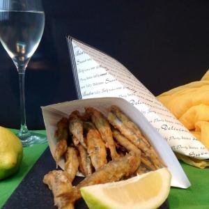 Рецепты испанской кухни - Килька в адобо по-андалузски