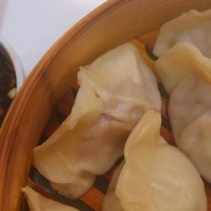 Имбирь - Китайские пельмени Цзяоцзы