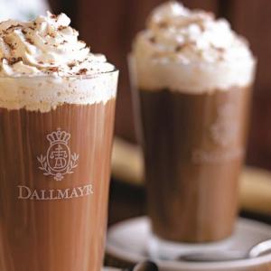 Кофе и какао - Кофе с мороженым