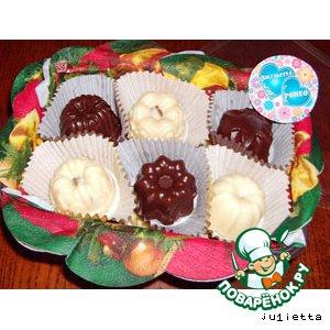 Облепиха - Конфеты шоколадные