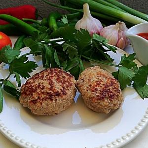 Рецепты кавказской кухни - Котлеты по-батумски