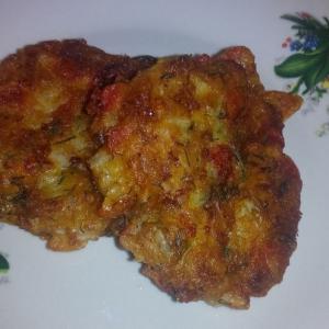 Рецепты балканской кухни - Котлеты по-гречески