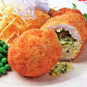 Рецепты из мяса птицы - Котлеты по киевски