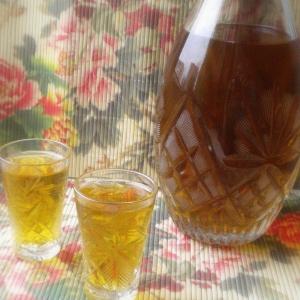 Душица - Крепкая настойка на меду