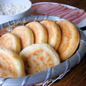 Рецепты латиноамериканской кухни - Кукурузные лепешки арепас