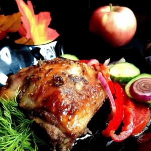 Майоран - Курица Особая в осеннем маринаде
