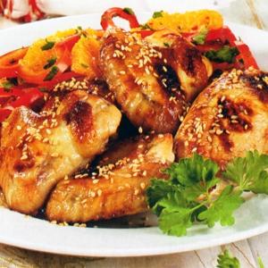 Курица по португальски
