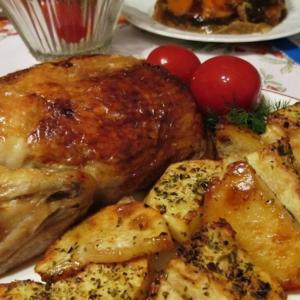 Перец белый - Курица С секретом