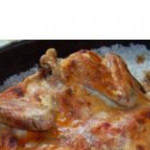 Ленок - Курица жареная