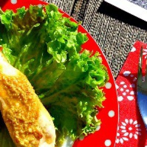 Пармезан - Куриная грудка по-французски