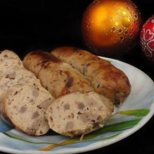 Желудки - Куриные колбаски в еврейском стиле