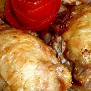 Рецепты для аэрогриля - Куриные окорочка, фаршированные цветной капустой