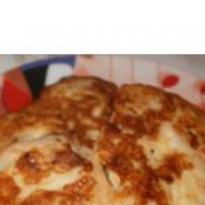 Мускатный орех - Куриные рубленные котлетки с плавленым сырком