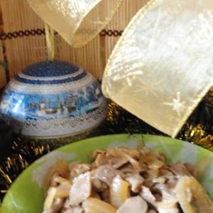 Желудки - Куриные желудки по-корейски