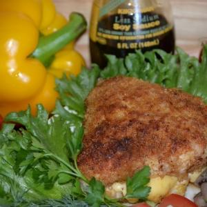 Лайм - Куриный конвертик с сыром
