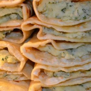 Рецепты татарской кухни - Кузикмяки Аниса