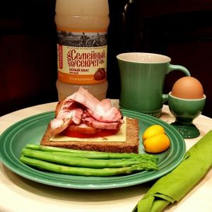 Хлеб - Квасный завтрак