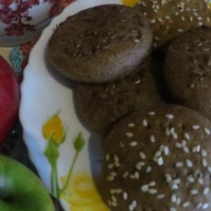 Кефир - Лепешки пшенично-льняные