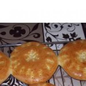 Узбекская кухня - Лепeшки узбекские