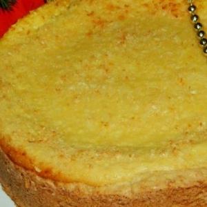 Кокос - Лимонно-кокосовый пирог
