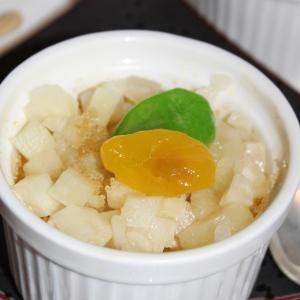 Ананас - Лимонный пудинг