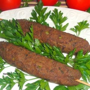 Блюда для пикника - Люля-кебаб из куриной печени