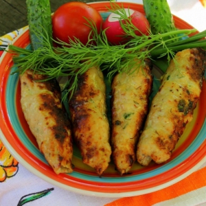 Блюда для пикника - Люля-кебаб из свинины