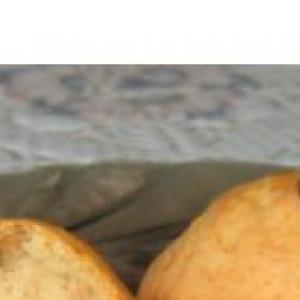 Кешью - Маффины с орешками