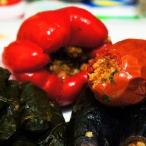Рецепты арабской кухни - Махши-фаршированные овощи по-египетски