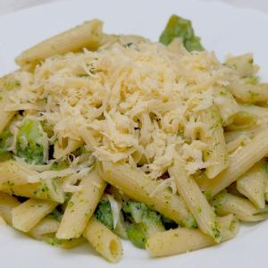 Повседневная кухня - Макароны с брокколи
