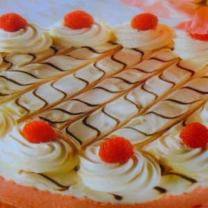 Малина - Малиновый чизкейк с белым шоколадом