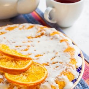 Кефир - Манная запеканка с тыквой и морковью
