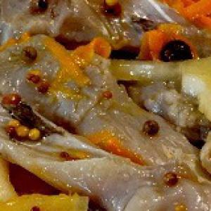 Тмин - Маринованная рыба по-казачьи