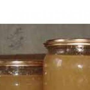 Дыня - Медовое варенье из дыни