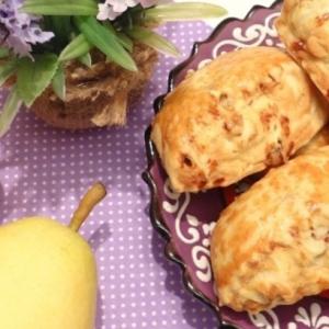 Рецепты кавказской кухни - Медовый назук с орехами и грушей
