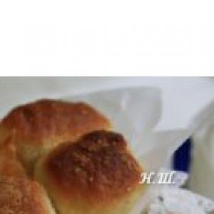 Рецепты болгарской кухни - Милинки с йогуртом и сыром