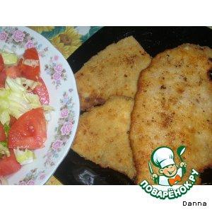 Рецепты латиноамериканской кухни - Милянеса аргентинская