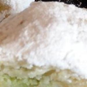 Фисташки - Миндальное печенье Амадео