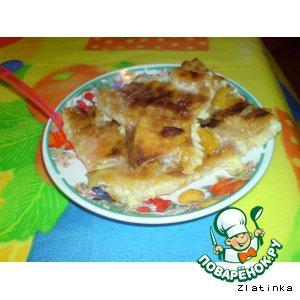 Рецепты болгарской кухни - Молочный десерт с тыквой