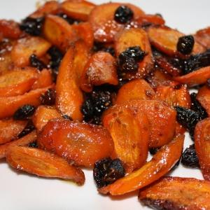 Изюм - Морковь в масле