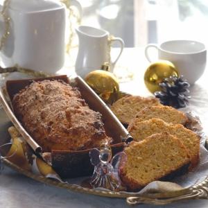 Рецепты из теста - Морковно-арахисовый кекс