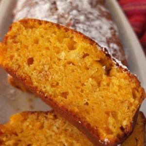 Ваниль - Морковный кекс на сгущенке