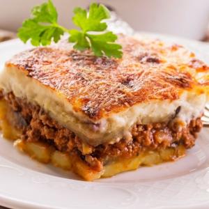 Рецепты балканской кухни - Мусака