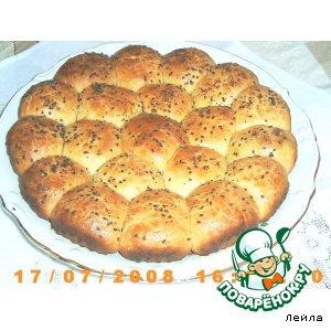 Рецепты азербайджанской кухни - Мясной пирог