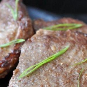Блюда для пикника - Мясо по-японски