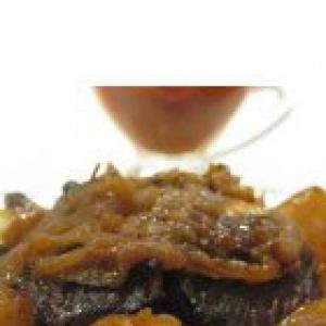 Гранат - Мясо в фольге, запеченное в духовке