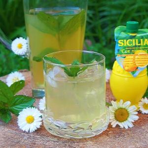 Мята - Мятно-ромашковый чай Освежающий