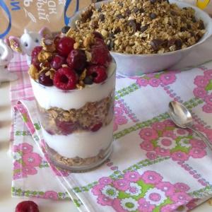 Гвоздика - Мюсли для завтрака